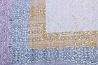 Коврик современный MULTI LAVINIA M175A 0,8Х1,5 Кремовый прямоугольник, фото 5