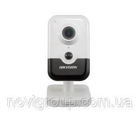 ¶6Мп IP відеокамера Hikvision c детектором осіб і Smart функціями DS-2CD2463G0-IW (2.8 ММ)