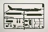AH-1T SEA COBRA. Сборная модель вертолета в масштабе 1/72. ITALERI 168, фото 3