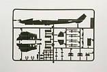 AH-1T SEA COBRA. Сборная модель вертолета в масштабе 1/72. ITALERI 168, фото 4