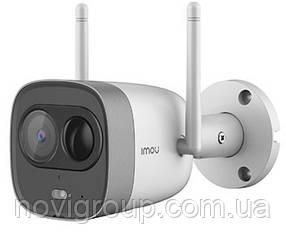 ¶2 МП циліндрична Wi-Fi відеокамера з SD картою і звуком IPC-G26EP