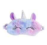 Маска для сна Единорог фиолетовая, фото 2