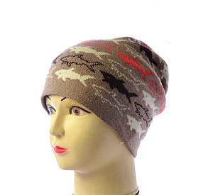 "Женская шапка ""Пауэльшарк"""