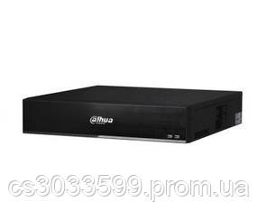 ¶64-канальний NVR з штучним інтелектом DHI-NVR5864-I
