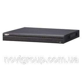 8-канальний 4K мережевий відеореєстратор з підтримкою 2х HDD в металевому корпусі DHI-NVR5208-4KS2