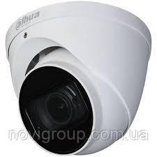 ¶4 МП HDCVI відеокамера купольна вуличні / внутр з моторизованим об'єктивом DH-HAC-HDW1400TP-Z-A