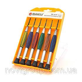 Набір викруток BAKKU BK-6636 (T2, T5, T6 + 1.8 / Y2.0, 1.8), Box