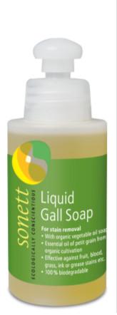 Sonett  Органическое жидкое (желчное) мыло для удаления пятен,120 мл.