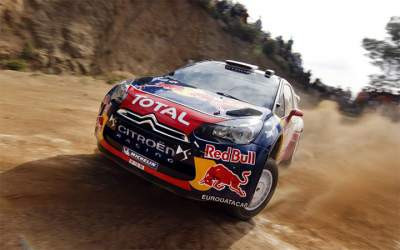 Стала известна дата релиза раллийного симулятора Sébastien Loeb Rally EVO