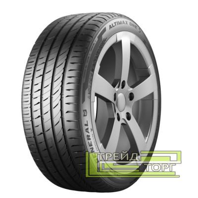 Літня шина General Tire ALTIMAX ONE S 205/55 R16 91V