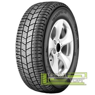 Всесезонная шина Kleber Transpro 4S 225/70 R15C 112/110R