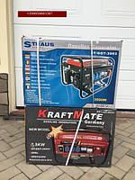 Бензиновые электрогенераторы для дачи Straus Austria 3kW 3f, фото 1