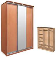 Шкаф-купе Сказка №4 (3х-дверное)