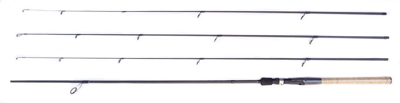 Спиннинг штекерный TRIFORCE 0-10g/3-15g/5-20 2.10m (три вершинки), фото 2