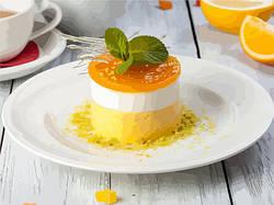 "Картина за номерами Art Craft ""Апельсиновий десерт"" 40х50см, 12007-AC"