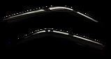 Дефлектор на окна PERFLEX  VOLKSWAGEN CRAFTER 2007+  FD2-VW26, фото 2