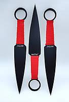 Ножи для спортивного метания спецназначения. Заключение не ХО. Набор метательных ножей 3в1, фото 1