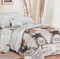 Комплект постельного белья Бязевый, полуторный