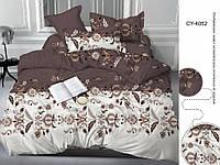 Комплект постельного белья Бязевый, 200/220, евро размер