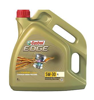 Castrol EDGE LL 5W-30 4л
