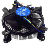 Кулер для процессоров Intel с медной вставкой / 4pin / Box