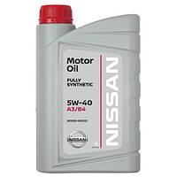 Масло моторное NISSAN  5W-40 1L