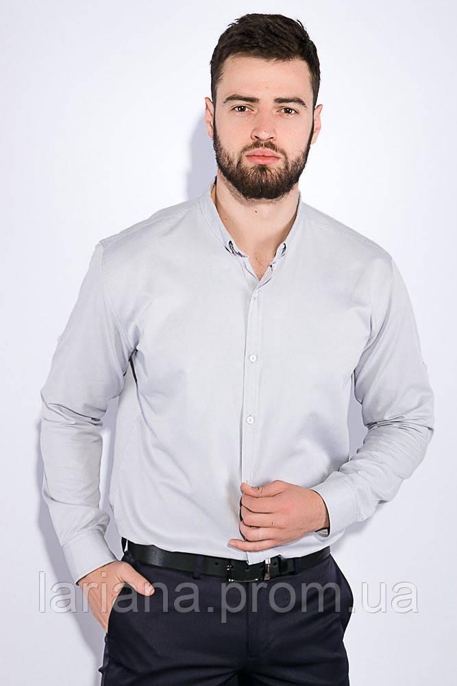Рубашка 511F011 цвет Стальной