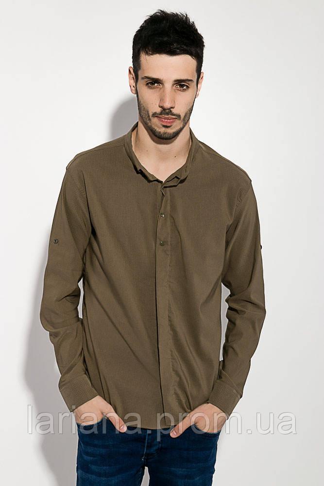 Рубашка 511F004 цвет Хаки