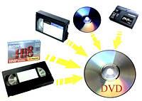 Оцифровка видео, видеокассет