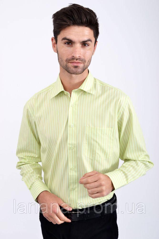 Рубашка Zeg №818-10 цвет Салатовый