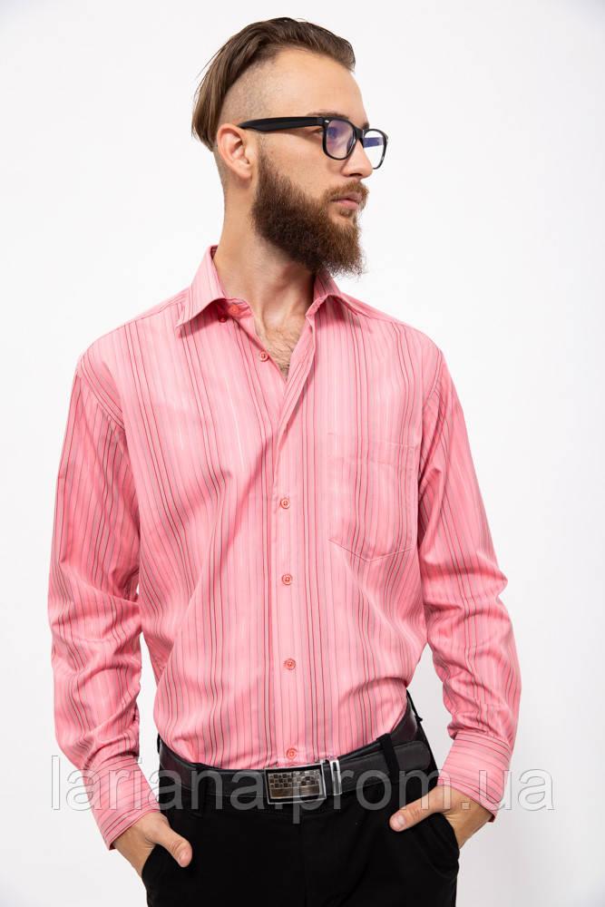 Рубашка 9021-24 цвет Коралловый