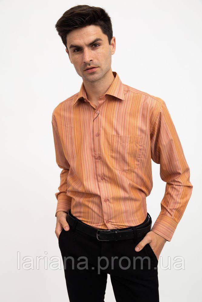 Рубашка 9005-1 цвет Терракотовый