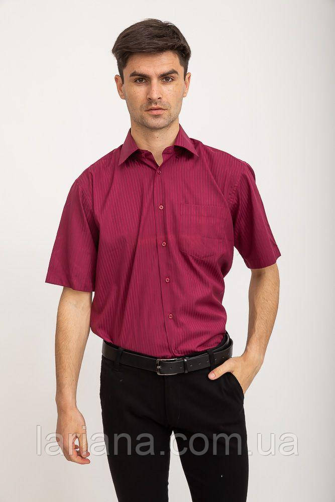 Рубашка Fra 869-7 цвет Бордо