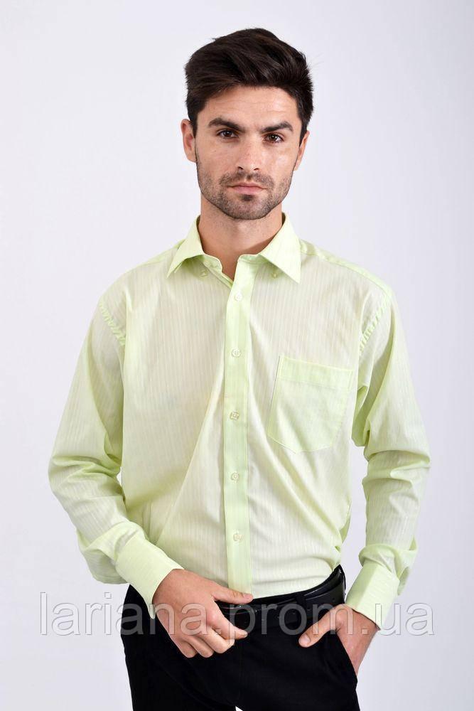 Рубашка 802-2 цвет Салатовый