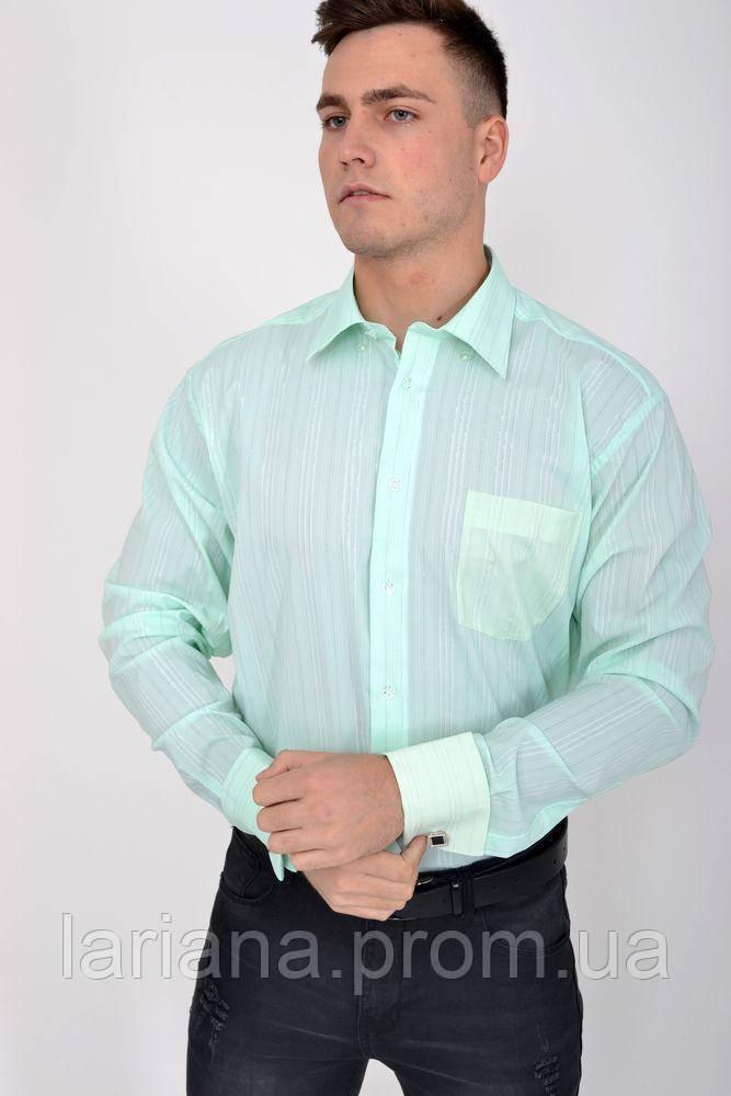 Рубашка 800-4# цвет Мятный