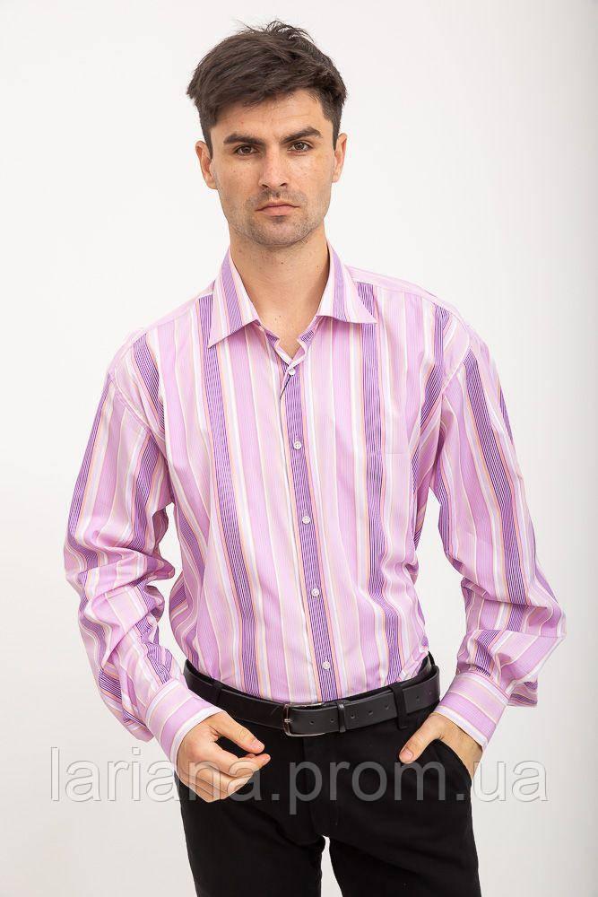 Рубашка 50PD24001 цвет Розовый