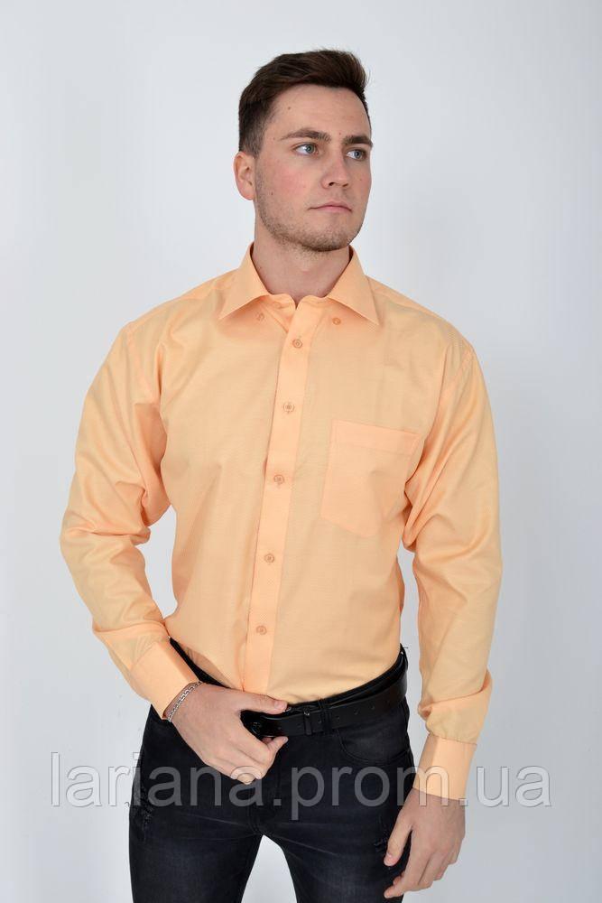 Рубашка 300-1 цвет Песочный