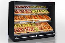 Холодильная пристенная витрина LOUISIANA ROLL-IN VF MV 115 MT O M