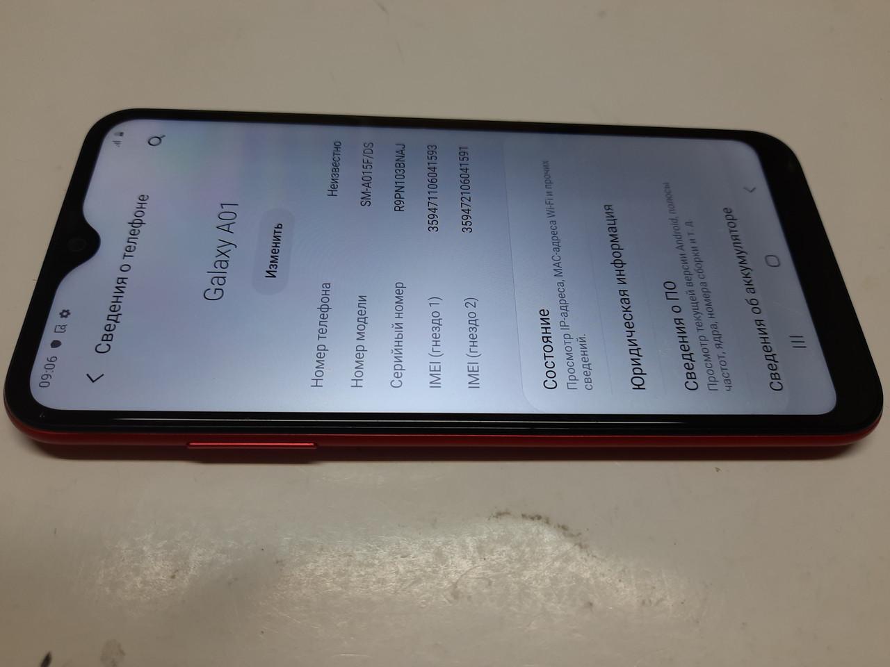 Samsung A015F #627BP