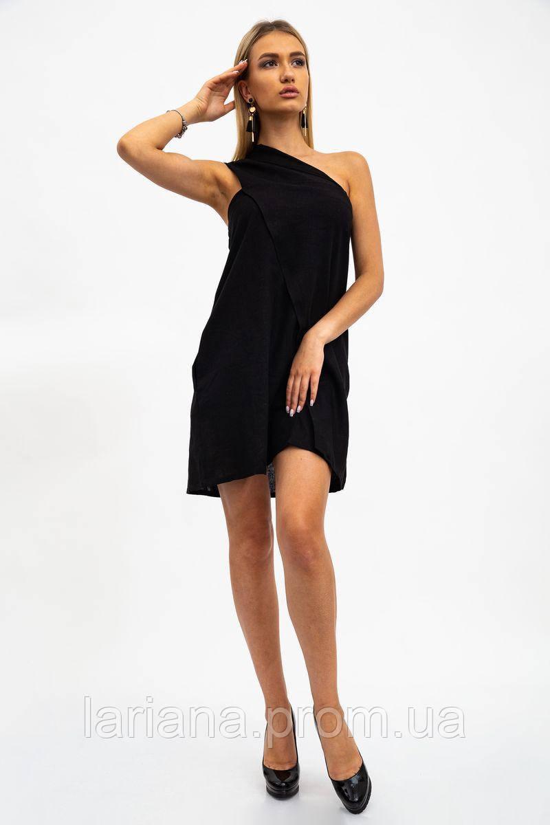Платье женское 131R8810 цвет Черный
