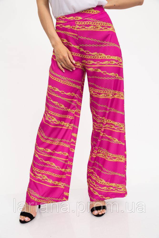 Штани жіночі 117R5013 колір Фуксія
