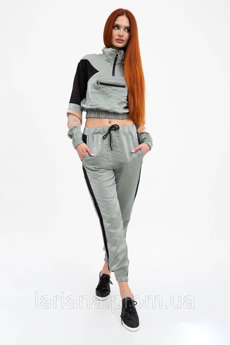 Спорт костюм женский 103R2003 цвет Оливковый