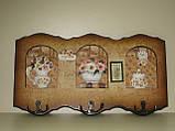 Панно с крючками, 34х18 см, Оригинальные подарки, Днепропетровск, фото 3