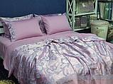 Постельное белье сатин-жаккард Grace, фото 2