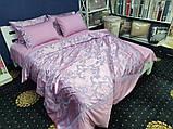 Постельное белье сатин-жаккард Grace, фото 3