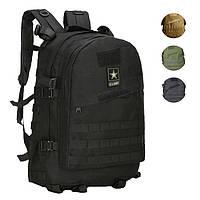 Рюкзак 30л US Army Туристический Городской Военный Походный Тактический для Рыбака Охотника