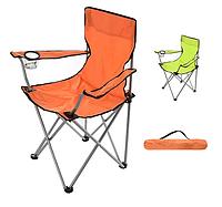 Раскладной стул кресло для рыбалки и пикника  ПАУК з Чехлом