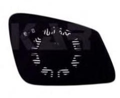 Вкладыш зеркала BMW 5 F10 '10-16 правый (FPS)