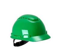 Каска 3М H-700C-VI, штифтовая застежка Зеленый