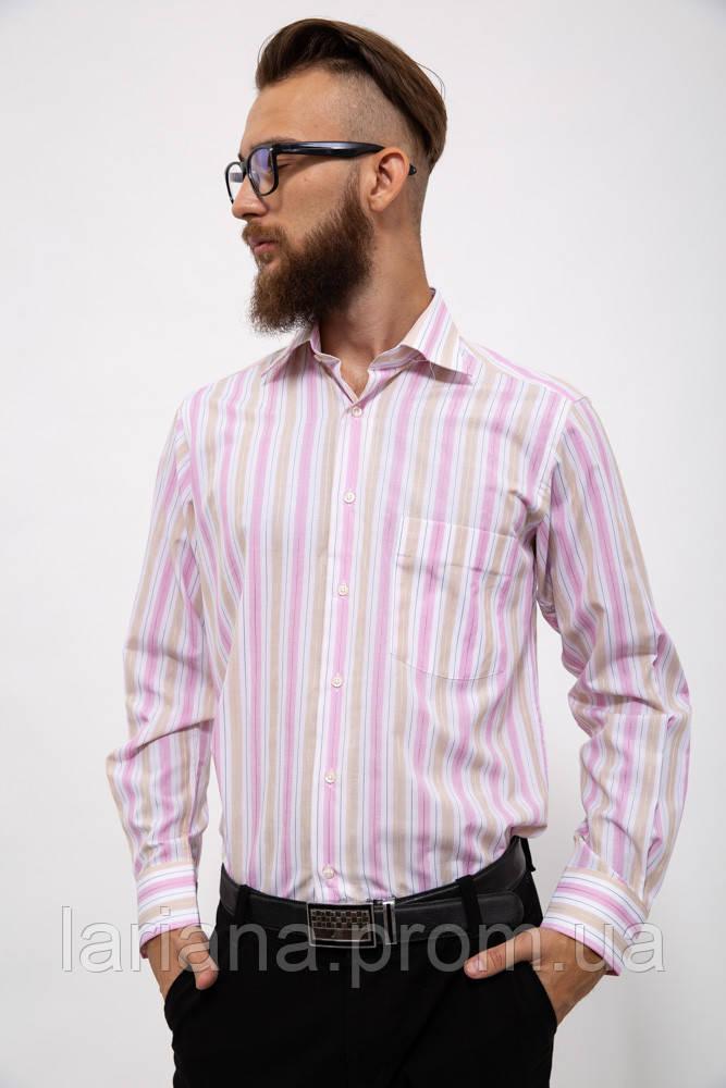 Рубашка 113RPia63 цвет Розовый